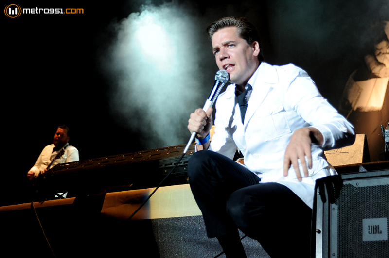 THE HIVES - PERSONAL FEST 2014