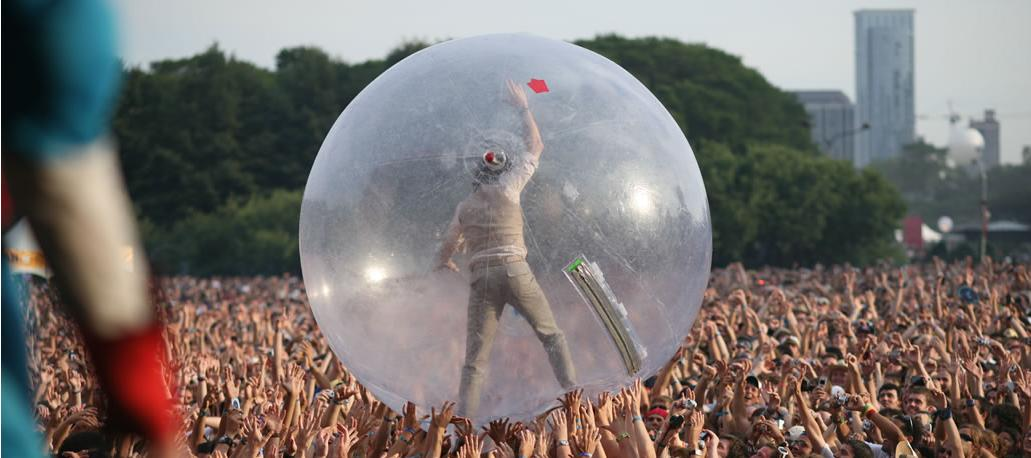 The Flaming Lips quiere lograr el Guinness