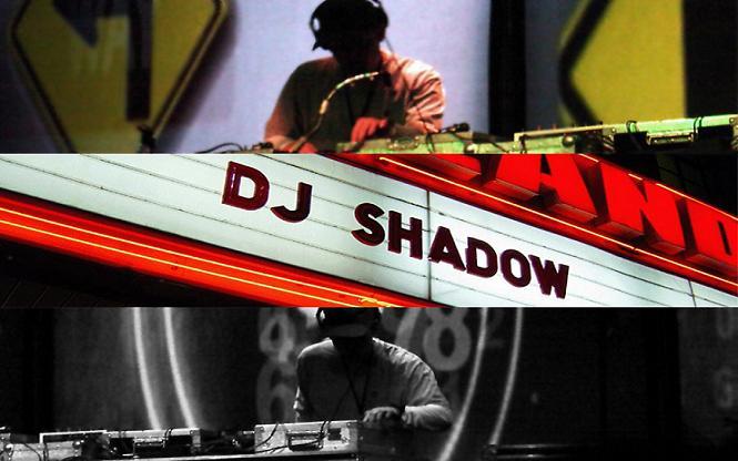 Dj Shadow en Argentina