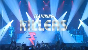 The Killers live y online