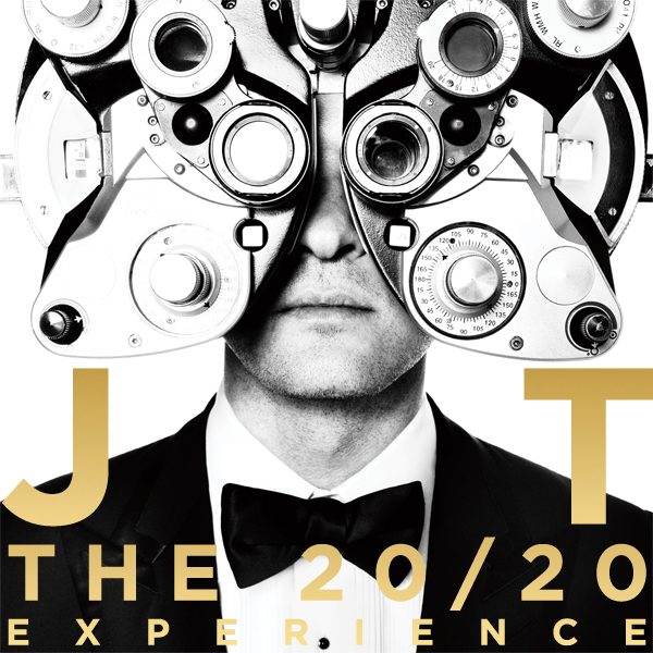 Justin Timberlake – The 20/20 experience – 2013