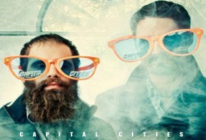 Capital Cities está de estreno