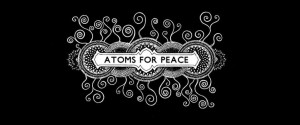 Atoms For Peace reversiona a Thome Yorke