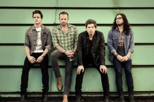 Kings of Leon en David Letterman
