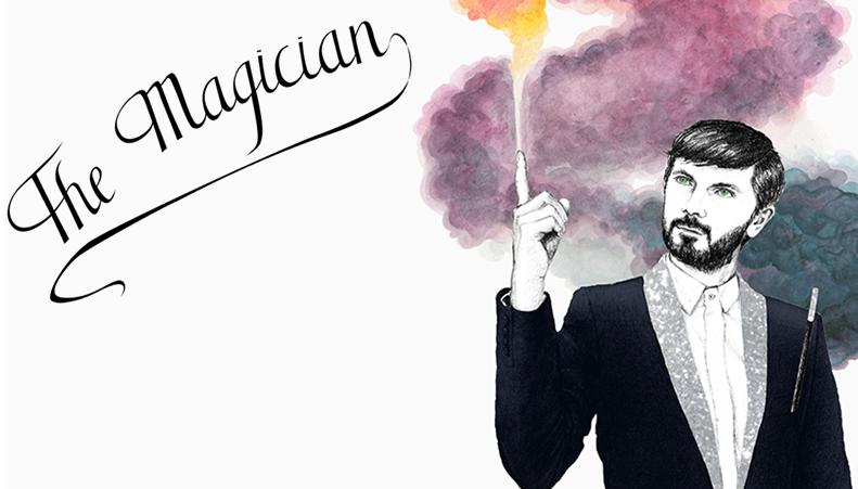 The Magician – When The NIght Is Over