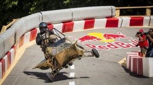 Preparate para la Red Bull Soapbox Race