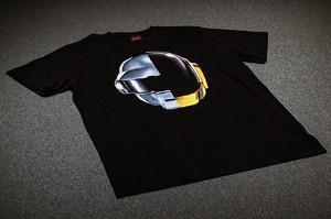 Daft Punk tiene remera oficial