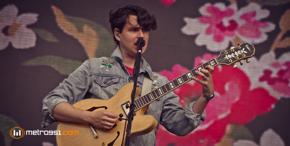 Vampire Weekend, indie en colores