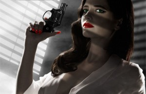 Sensualidad censurada en Sin City