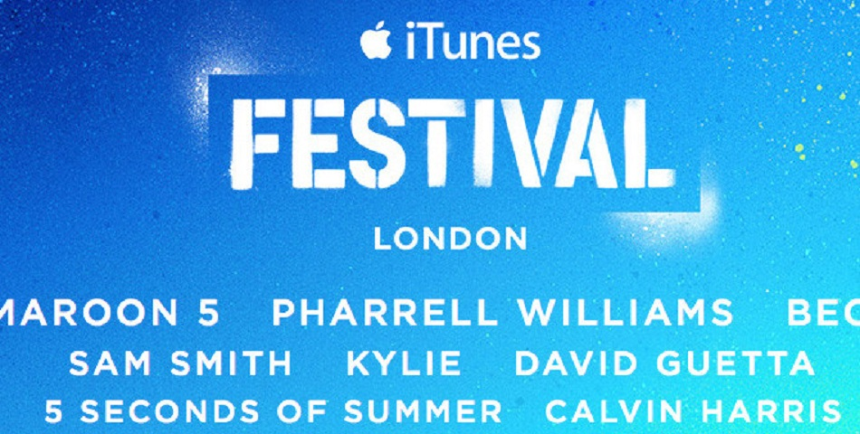 iTunes Festival anunció su line up en Londres