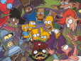 simpsons futurama