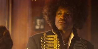 Imágenes del documental de Jimi Hendrix