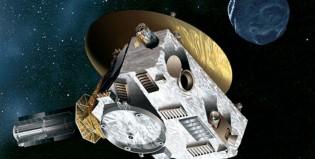 En ruta a Plutón cruzó la órbita de Neptuno