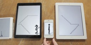 IMPERDIBLE: Un video hecho con tablets