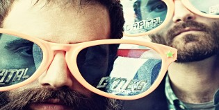 Capital Cities regresa a Buenos Aires