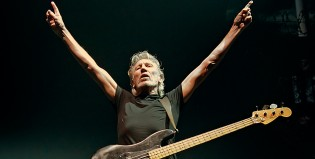 """Roger Waters y un """"palito"""" para Pink Floyd"""