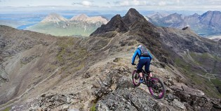 Riding The Ridge: 992 metros de altura con la bici