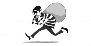 El ladrón más patético de la historia