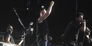 Molotov se presentó en el Personal Fest y no defraudó