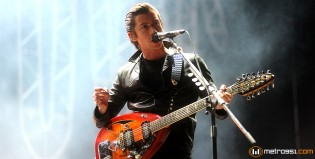 El rock impecable: Arctic Monkeys deslumbró en el Personal Fest