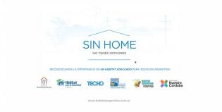 Sin Home: Un techo para mi país