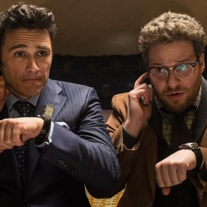 the interview franco rogen