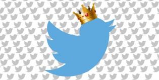 Y los reyes de Twitter son…