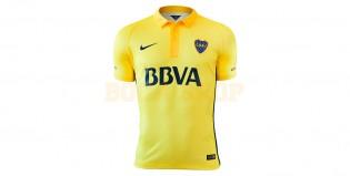 Mirá la nueva camiseta de Boca