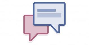 Fijate si alguien desactivó el chat de Facebook para vos