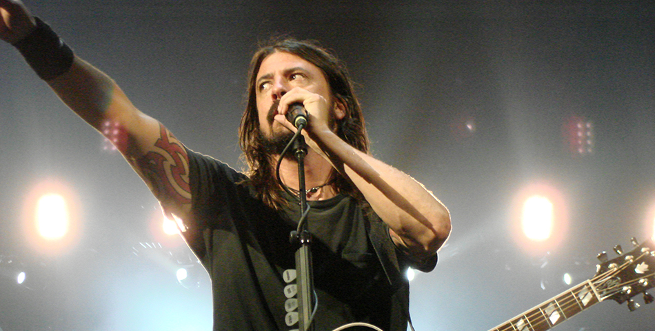 Dave Grohl, embajador del Record Store Day