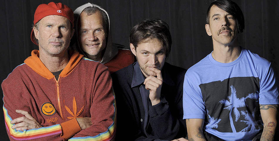 Red Hot Chili Peppers con nuevo productor
