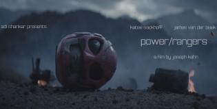 Oscuro corto de los Power Rangers