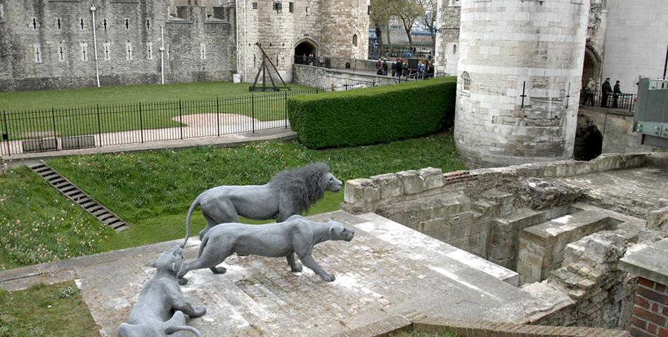 Increíbles esculturas hechas con alambre
