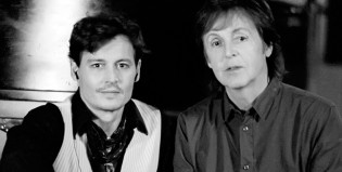 Johnny Depp y Paul McCartney tienen una banda