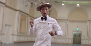 Pharrell Williams, acusado de otro plagio