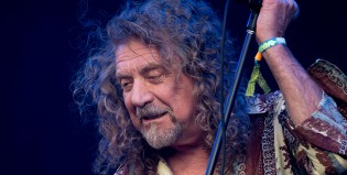 Harry entrevistó a Robert Plant