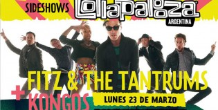 Concurso: Fitz & The Tantrums + Kongos