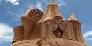 Castillos de arena nivel DIOS