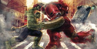 Age of Ultron: Ironman VS Hulk