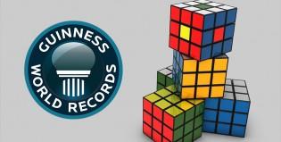 Nuevo record mundial para el cubo Rubik