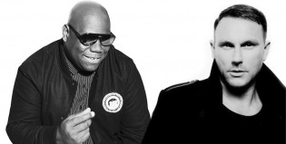 Carl Cox y mark Knight están en Metro