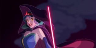 Así se verían las princesas de Disney en Star Wars