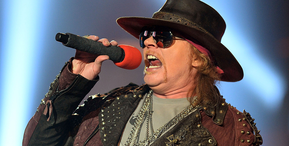 ¡Denuncian a Axl Rose por shows impagos!