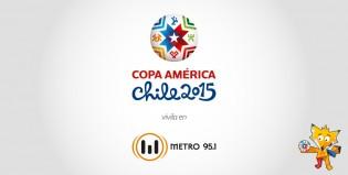 Viví la Copa América en Metro