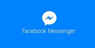 Facebook Messenger va por todo