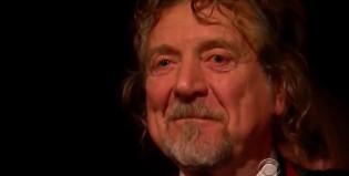 El día que Robert Plant lloró