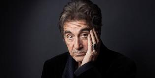 Al Pacino nos tira flores