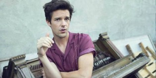 Brandon Flowers con New Order