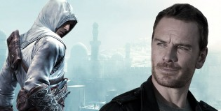 Primera imagen de Michael Fassbender en Assassin Creed