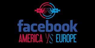 La audiencia de Facebook en América y Europa